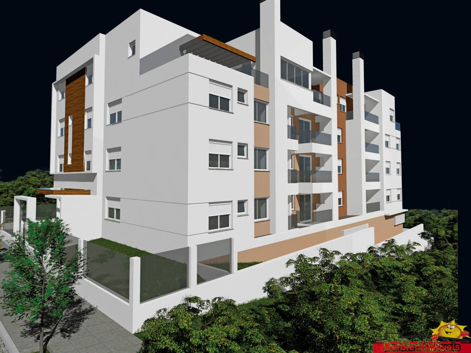 Apartamentos de 03 dormitórios Edifício Solar