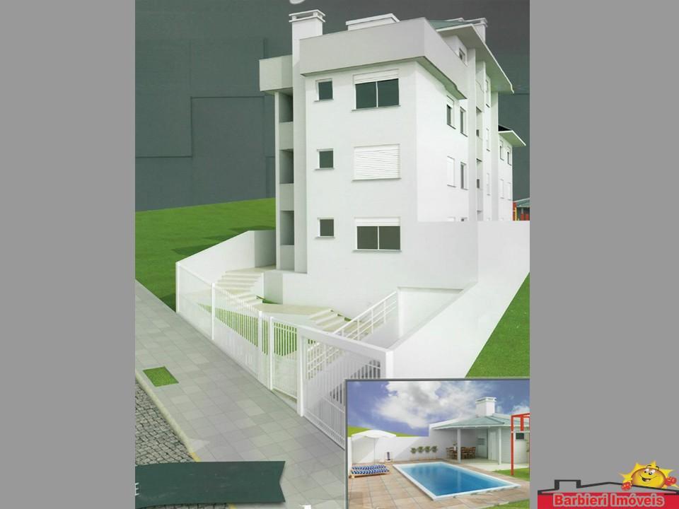 Apartamento de 2 quartos Residencial Java
