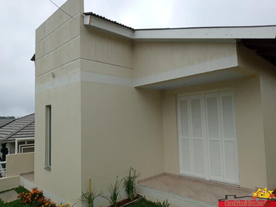 Casa de Alvenaria dois pisos