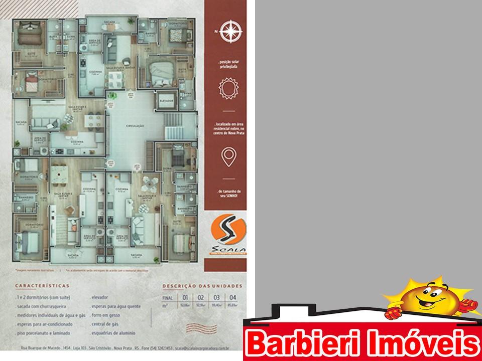 Apartamento 302 Ed. Residencial Maestro